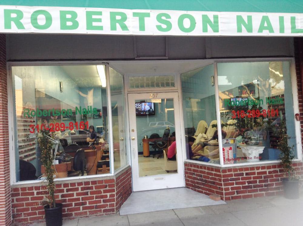 Robertson Nail