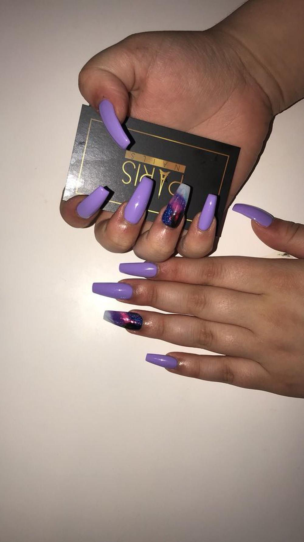 Paris Nails